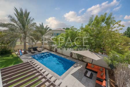 2 Bedroom Villa for Sale in Jumeirah Village Triangle (JVT), Dubai - Stunning 2 BR Villa with an Amazing Pool