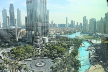 3 Bedroom Apartment for Sale in Downtown Dubai, Dubai - Full Burj Khalifa View Luxurious Apartment in Downtown