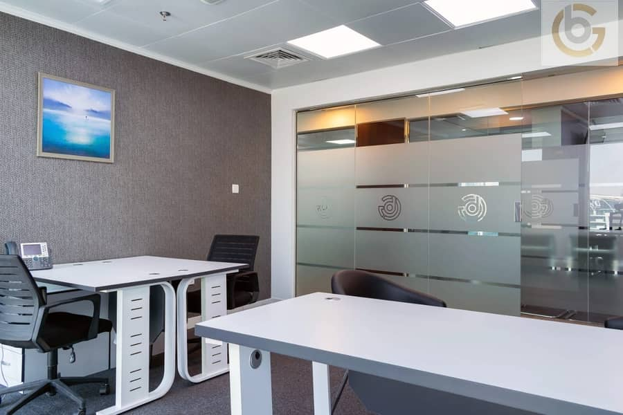2 ONE MONTH FREE!! Executive Offices In Business bay- Omniyat
