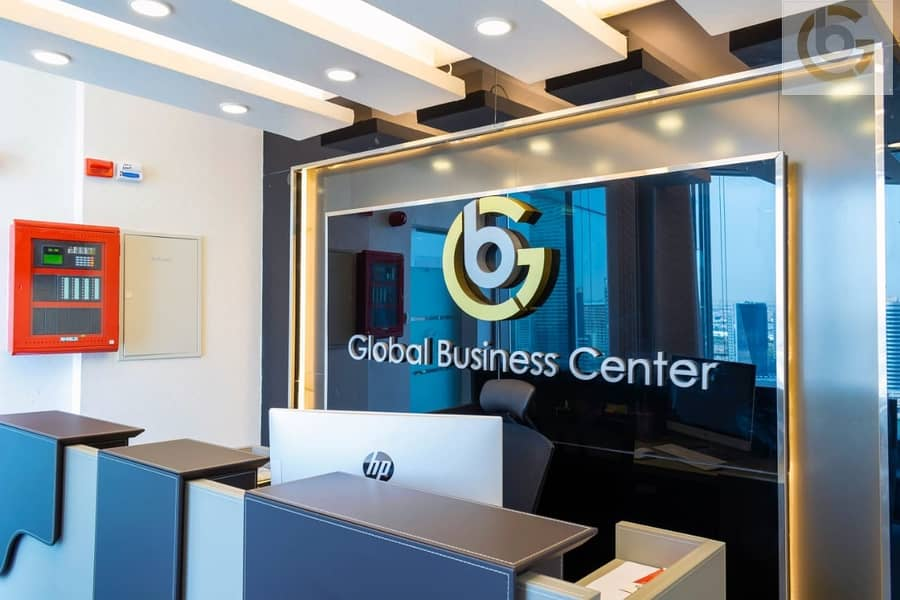 10 ONE MONTH FREE!! Executive Offices In Business bay- Omniyat