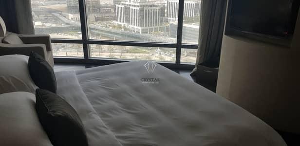 1 Bedroom Apartment for Sale in Downtown Dubai, Dubai - Armani Residence Burj Khalifa 1 Br Luxury Furnished for Rent