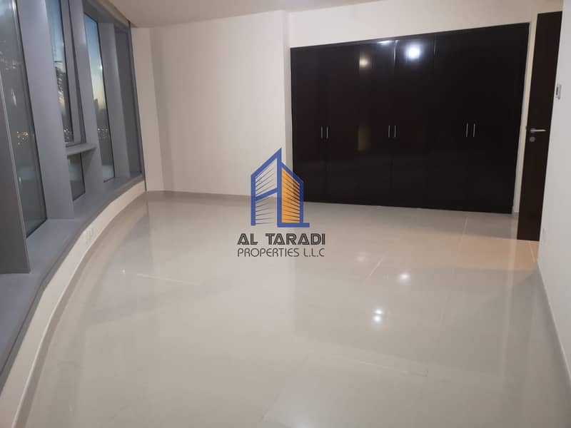 2 Spacious 3+maid for rent 3 payments in Sun tower