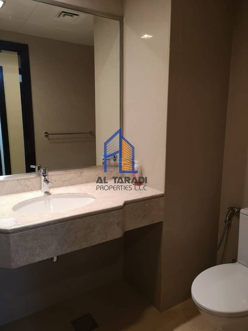 10 Spacious 3+maid for rent 3 payments in Sun tower
