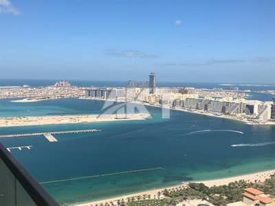 2 Bedroom Flat for Rent in Dubai Marina, Dubai - 105 K / Ocean Hights /2 Beds  /Partial Sea and golf View /Chiller Free