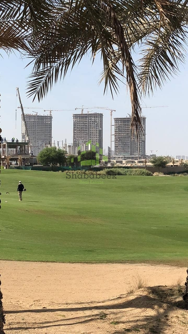 11 High Floor with Golf View