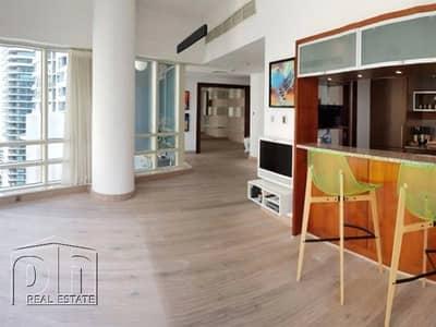 3 Bedroom Flat for Rent in Dubai Marina, Dubai - Beautifully upgraded three bedroom luxury apartment