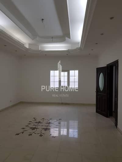 7 Bedroom Villa for Rent in Al Zaab, Abu Dhabi - VIP  Villa in Al Zaab 7 Bedrooms Masters Ready for Rent