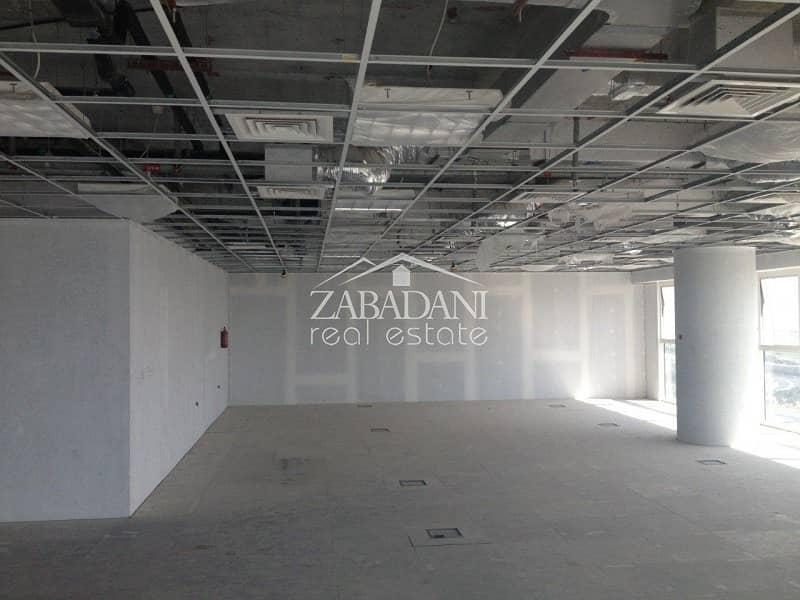Full High Office Floor for sale in Swiss Tower in JLT
