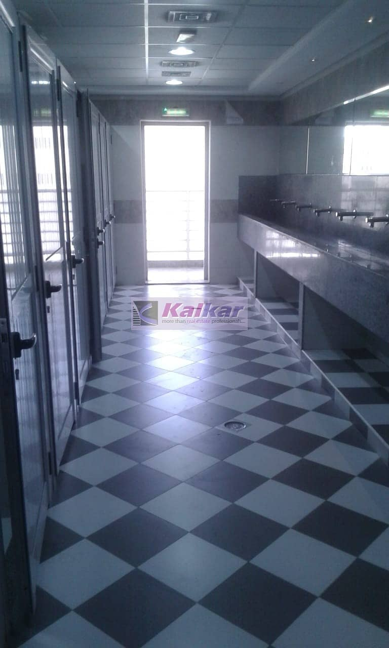 5 No Tax!!!Brand New!!262 Rooms Labor Camp available for Rent in Jebel Ali !!! - AED.1