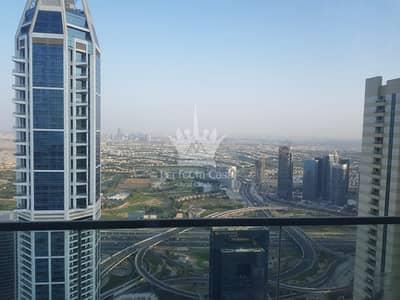 1 Bedroom Apartment for Rent in Dubai Marina, Dubai - Ocean Heights is a signature tower in Dubai Marina