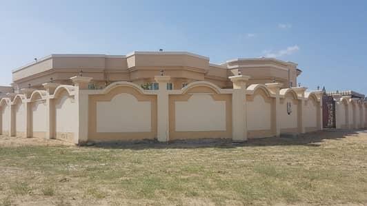 5 Bedroom Villa for Rent in Al Hamidiyah, Ajman - HUGE VILLA 5 MASTER BEDROOMS 2 HALL MAJLIS MAID ROOM &WASHING ROOM