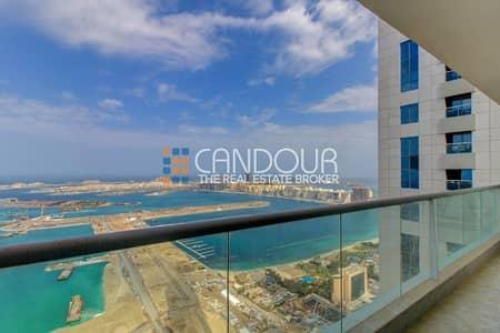 4 Bedroom Apartment for Sale in Dubai Marina, Dubai - Full Sea View |Luxurious Large 4 Bedroom