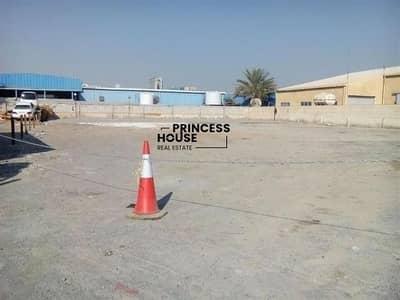 Industrial Land for Rent in Ras Al Khor, Dubai - Commercial Land with office for Rent in Ras Al khor