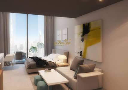 Studio for Sale in Business Bay, Dubai - 4% DLD Waive Fully Furnished Studio Apt.