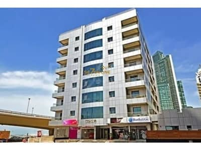 1 Bedroom Flat for Rent in Dubai Marina, Dubai - Community View Unfurnished 1 Bedroom Apt