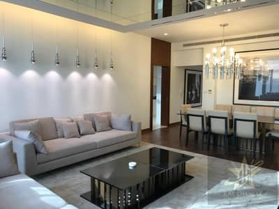 5 Bedroom Villa for Rent in DAMAC Hills (Akoya by DAMAC), Dubai - 5 BEDROOM! FULLY FURNISHED VILLA BY PARAMOUNT IN DAMAC HILLS