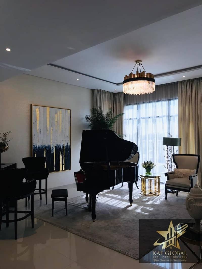 2 5 Bedroom Golf Course Facing elegant independent villa