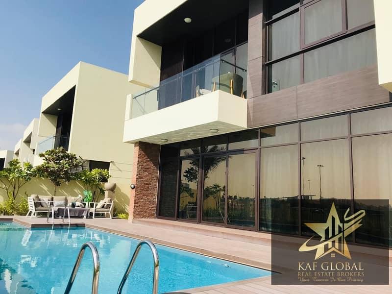 48 5 Bedroom Golf Course Facing elegant independent villa