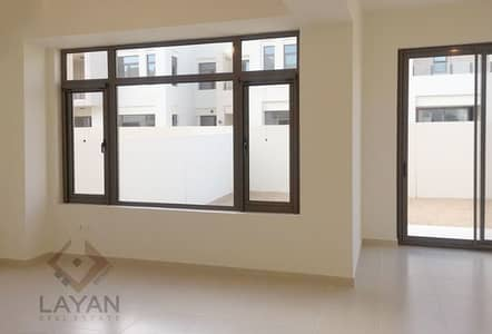 3 Bedroom Villa for Rent in Reem, Dubai - 3 days super offer l one month free I Type H brand new 3 BR Townhouse