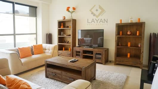 3 Bedroom Flat for Sale in Jumeirah Beach Residence (JBR), Dubai - Designer Furnished 3 BR  with maid room in Bahar 4