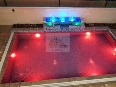 5 Bedroom Villa for Rent in Al Jazzat, Sharjah - ***** Luxury Hotel Type Villa - 5bhk Villa with private pool available for rent in Al Jazzat Area ****