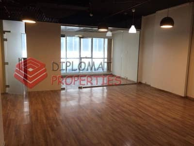 Full Fitted Glass Partition  Offices Close to Sharaf DG Metro
