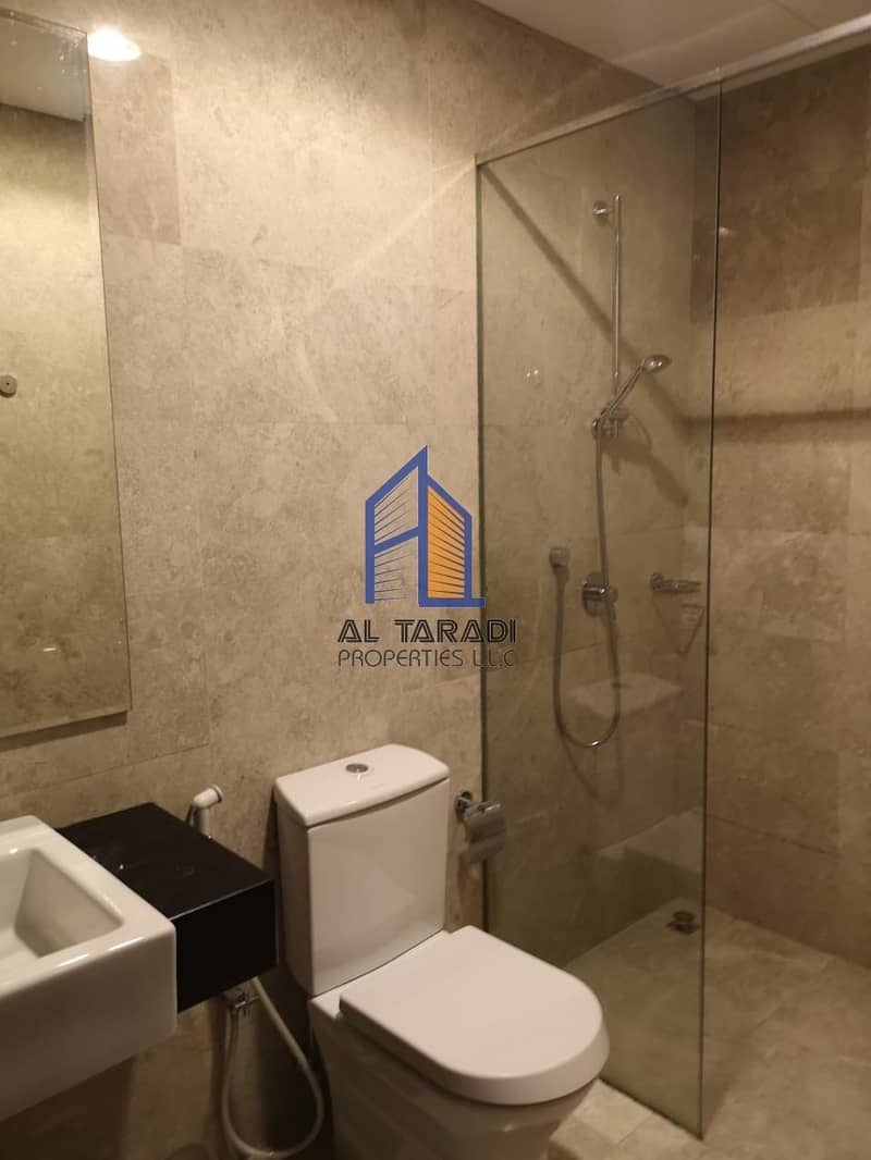 11 12 payments 14 months contract Spacious 3 bedrooms plus Maid's room