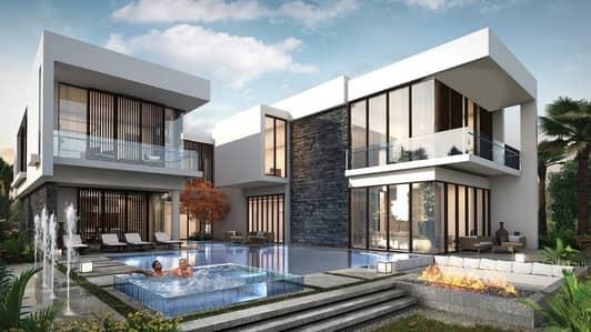 فیلا 4 غرفة نوم للبيع في داماك هيلز (أكويا من داماك)، دبي - Enjoy luxury and Hollywood life and own a Paramount villa design in Dubai