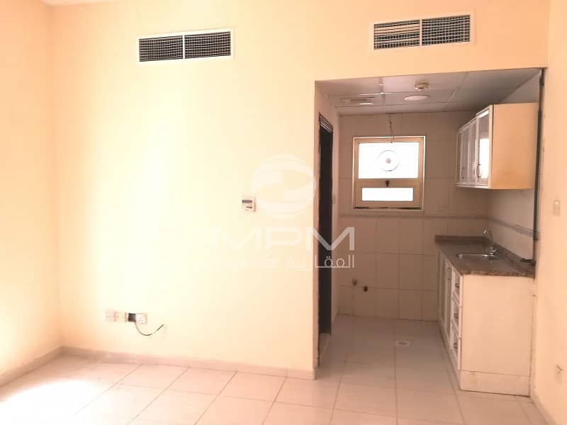 2 Cheap Studio 1 MONTH FREE Butina Sharjah for rent