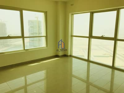 Studio for Rent in Al Reem Island, Abu Dhabi - Bright open Studio Apartment available for Rent with 3 payments