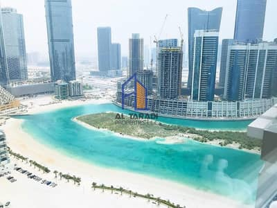 2 Bedroom Flat for Rent in Al Reem Island, Abu Dhabi - Unique 2BR w/Maid room Apartment in Al Wifaq Tower
