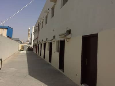 12 Bedroom Labour Camp for Rent in Al Jurf, Ajman - Good Location Labour Camp For Rent in Al Jurf 900 Per Rooms Excluding Bills Call Umer Farooq