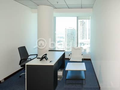 Office for Rent in Business Bay, Dubai - Opening promotional office get your office at very reasonable price of 10000-/-