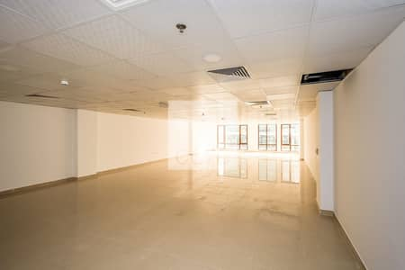 Office for Rent in Sheikh Zayed Road, Dubai - Fitted Office | Chiller Free | Low Floor