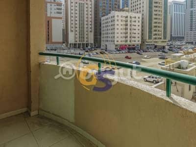 2 Bedroom Flat for Rent in Al Nahda, Sharjah - Sharjah - Al Nahda - AL hilal 2 opposite the city supermarket