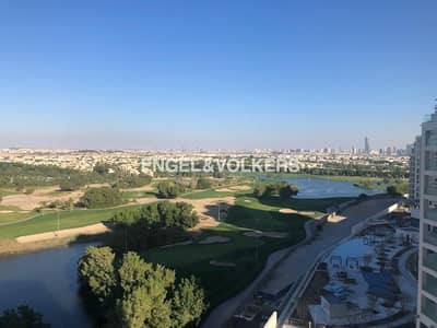 3 Bedroom Apartment for Rent in The Hills, Dubai - 3 Bed with Maids | Full Golf Course view