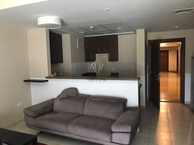 1 Bedroom Flat for Sale in Business Bay, Dubai - Best price! Furnished Studio Converted to 1 Bedroom In Executive Tower J