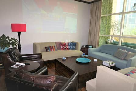 3 Bedroom Villa for Rent in Dubai Marina, Dubai - 3 Bedrooms + Maid | Beautiful Marina View