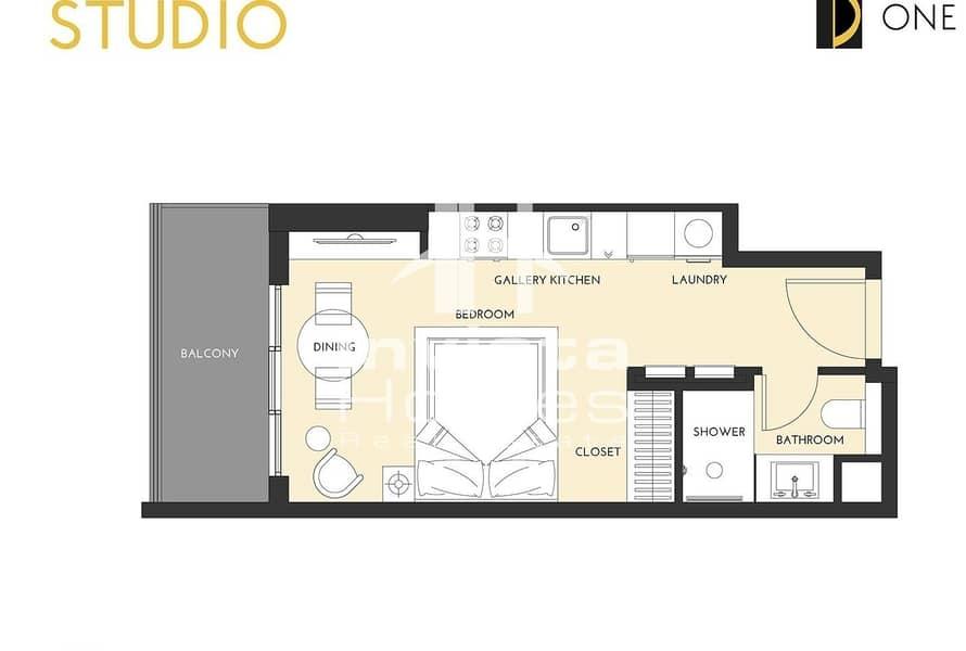 10 Exclusive Unit   Marina and  Dubai Eye View   Mid Floor