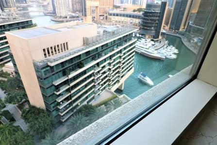 2 Bedroom Flat for Rent in Dubai Marina, Dubai - 2 Bedrooms + Balcony | Full Marina Views