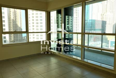 2 Bedroom Apartment for Rent in Dubai Marina, Dubai - Middle Floor Apt | Call NOW For Viewing | Marina View