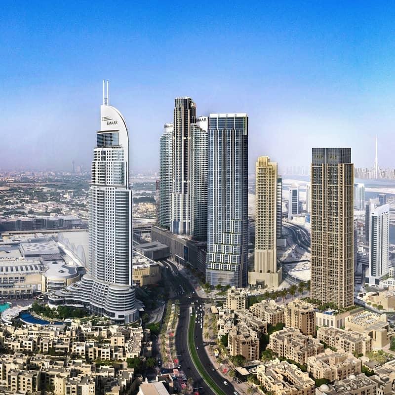 12 Burj Royale at Downtown Dubai