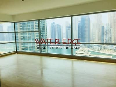 3 Bedroom Apartment for Rent in Dubai Marina, Dubai - Luxury 3 Bed+Maids Room Next To Metro In La Rivera