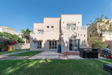 5 Bedroom Villa for Sale in The Meadows, Dubai - Park and Pool View |5 Bed Villa |Private