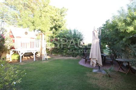 3 Bedroom Villa for Rent in The Springs, Dubai - Corner Plot - Lake View - Great Location