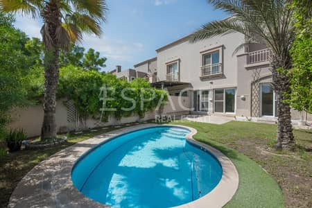 3 Bedroom Villa for Sale in The Springs, Dubai - Fully Extended 3 Bed with Private Pool