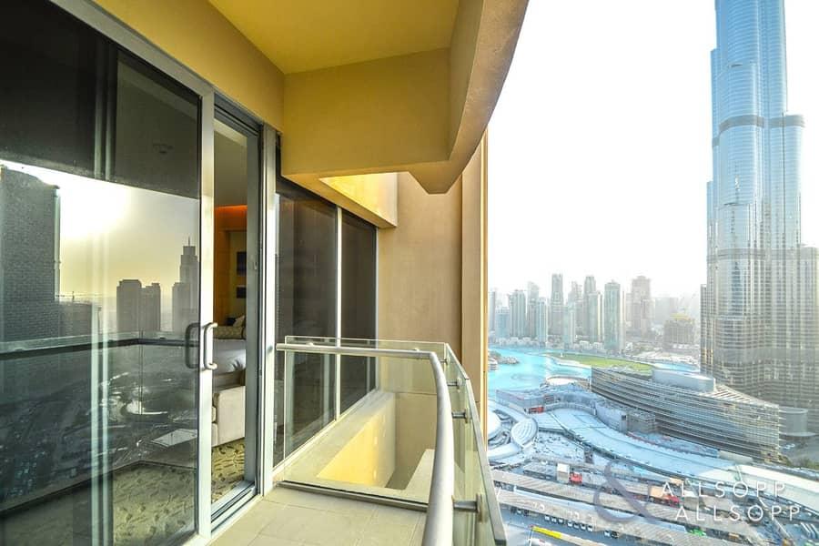 Vacant l Burj Khalifa View l Fountain View