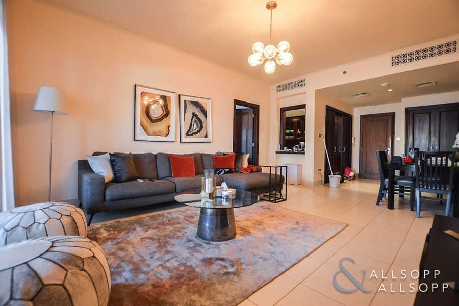 2 Large Terrace | Close to Dubai Mall | 2 Bed