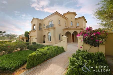 5 Bedroom Villa for Sale in Arabian Ranches, Dubai - Owner Occupied | Maids Room | Corner Plot