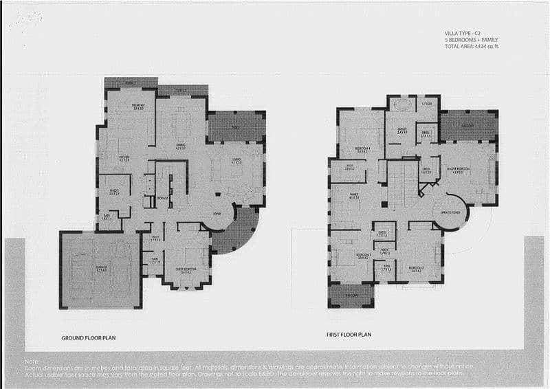 10 Owner Occupied | Maids Room | Corner Plot